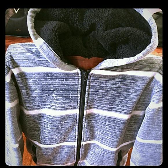 d26dde1ea8b00 Courage Clothing co. Jackets & Coats | Sold Zipper Hoodie Jacket ...